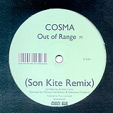 Cosma - Out Of Range EP