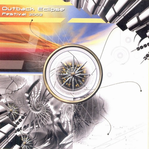 Various Artists - Outback Eclipse Festival 2002: Front