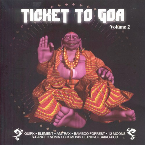 Various Artists - Ticket to Goa 2: Front