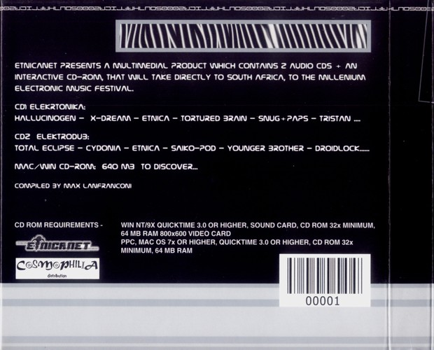 Various Artists - South Africa 2000: Back