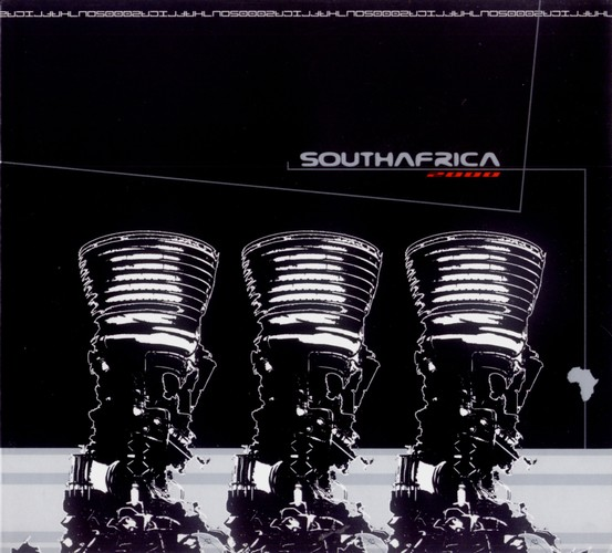 Various Artists - South Africa 2000: Front