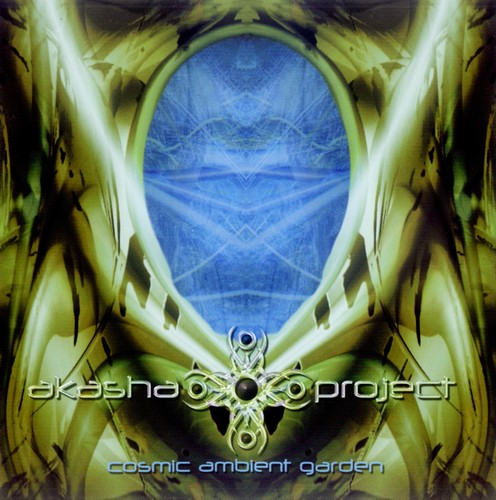 Akasha Project - Cosmic Ambient Garden: Front