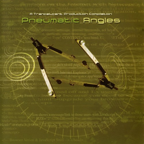 Various Artists - Pneumatic Angles: Front
