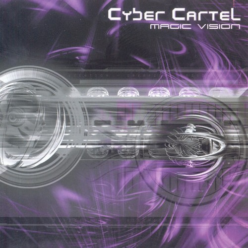 Cyber Cartel - Magic Vision: Front