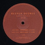 Reefer Decree - Dirty Chip EP