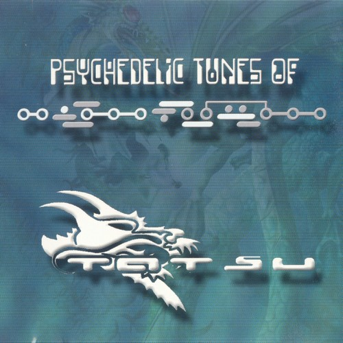 Various Artists - Psychedelic Tunes of Tatsu: Front