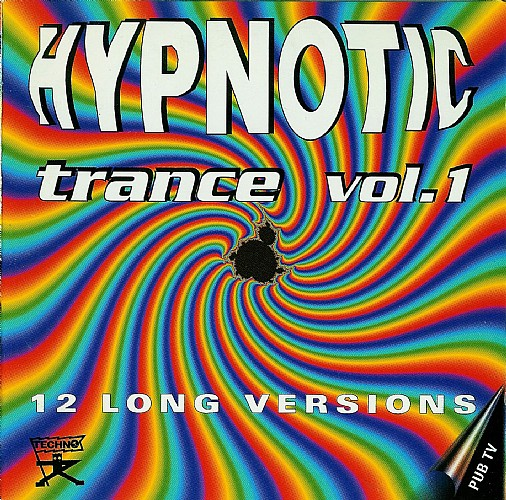 Various Artists - Hypnotic Trance 1: Front