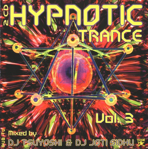 Various Artists - Hypnotic Trance 3: Front