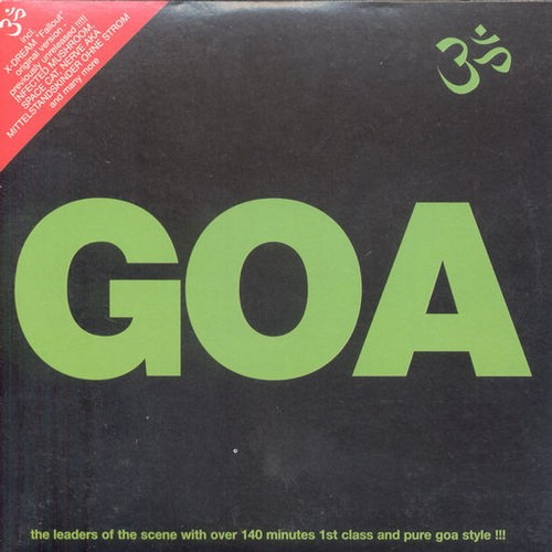 Various Artists - Goa 2: Front