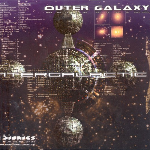 Intergalactic - Outer Galaxy: Front