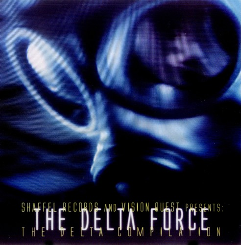 Various Artists - The Delta Force: Front