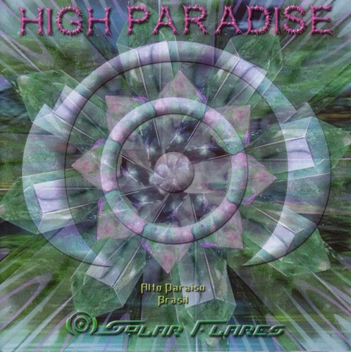 Various Artists - High Paradise: Front