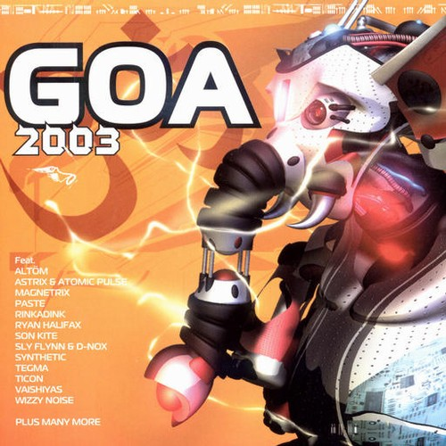 Various Artists - Goa 2003: Front