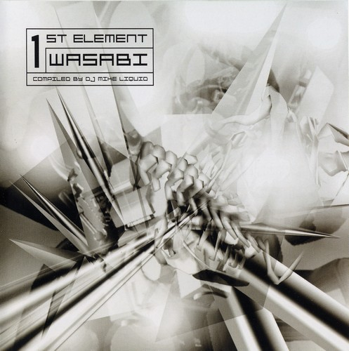 Various Artists - 1st Element - Wasabi: Front