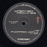 Wrecked Machines - Worried world EP