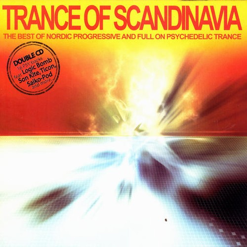 Various Artists - Trance Of Scandinavia: Front