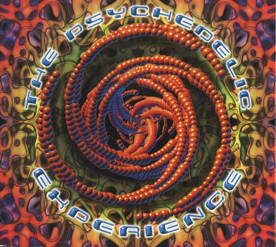 Various Artists - The Psychedelic Experience 1: Front