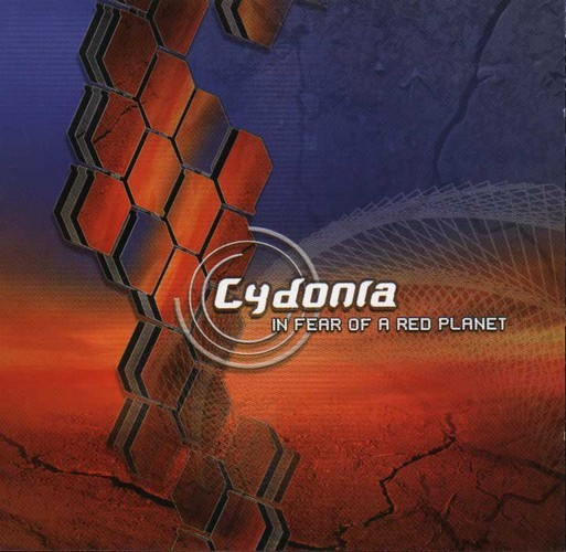 Cydonia - In Fear Of A Red Planet: Front