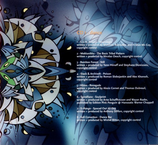 Various Artists - Global Psychedelic Trance 9: Inside