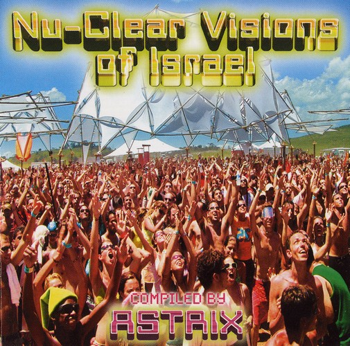 Various Artists - Nu-Clear Visions Of Israel: Front