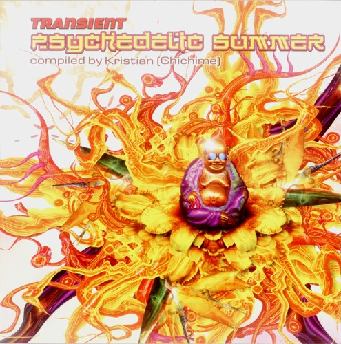Various Artists - Psychedelic Summer: Front