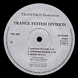 Trance System Division - Ypnotic Source EP
