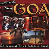 Various Artists - Greetings from Goa
