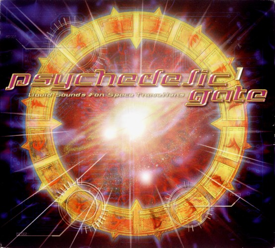 Various Artists - Psychedelic Gate 1: Front
