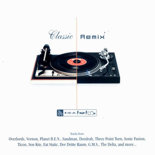 Various Artists - Classic Remix: Front