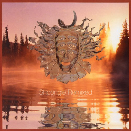 Shpongle - Remixed: Front