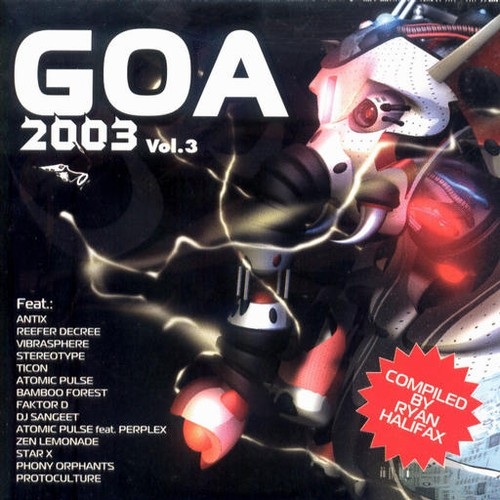 Various Artists - Goa 2003 vol 3: Front