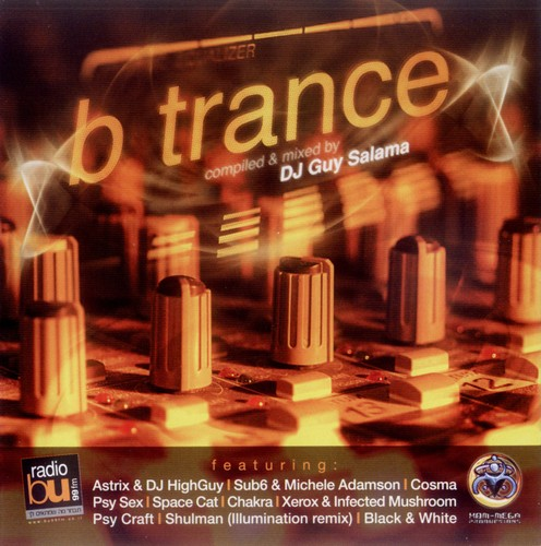Various Artists - B Trance: Front