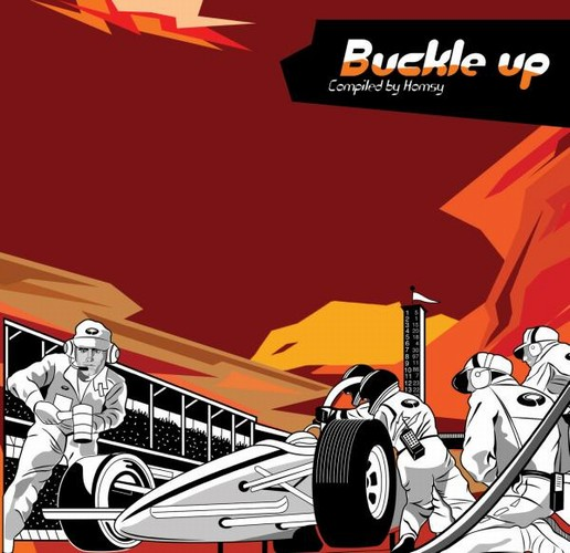 Various Artists - Buckle Up: Front