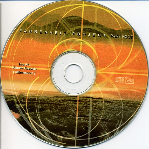 Various Artists - Fahrenheit Project Part 4: CD