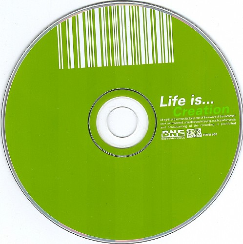 Various Artists - Life Is...Creation: CD