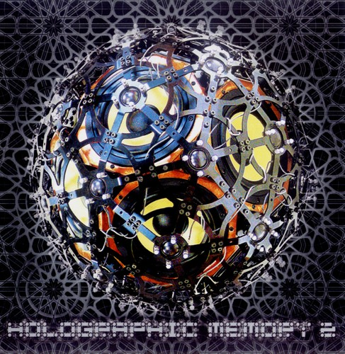 Various Artists - Holographic Memory 2: Front