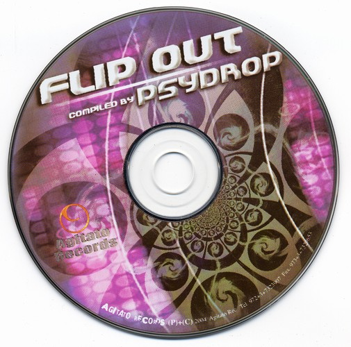 Various Artists - Flip Out 3: Compiled by Psydrop: CD