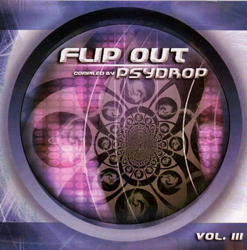 Various Artists - Flip Out 3: Compiled by Psydrop: Front