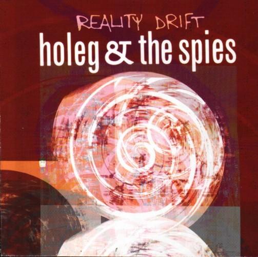 Holeg & Spies - Reality Drift: Front