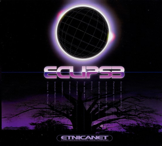 Various Artists - Eclipse - South Africa 2002: Front
