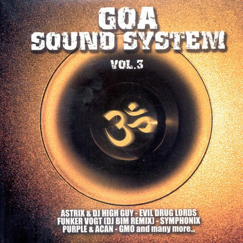 Various Artists - Goa Sound System 3: Front