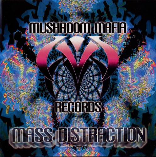 Various Artists - Mass Distraction: Front
