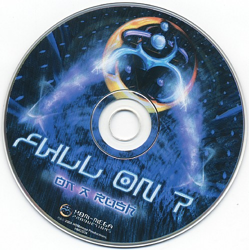 Various Artists - Full On 7, On A Rush: CD
