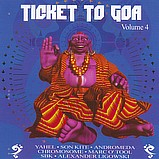 Various Artists - Ticket to Goa 4