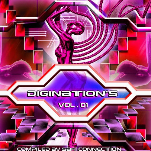 Various Artists - Digination's vol 01: Front
