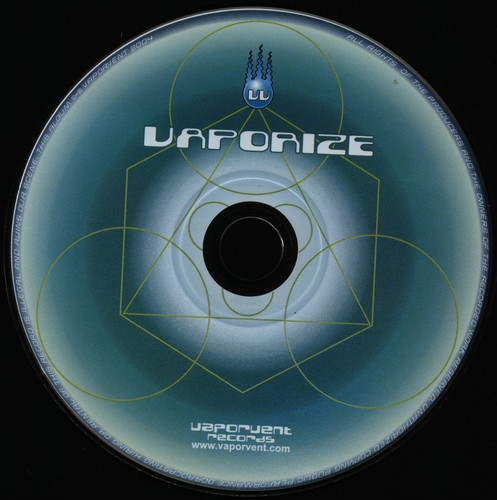 Various Artists - Vaporize: CD