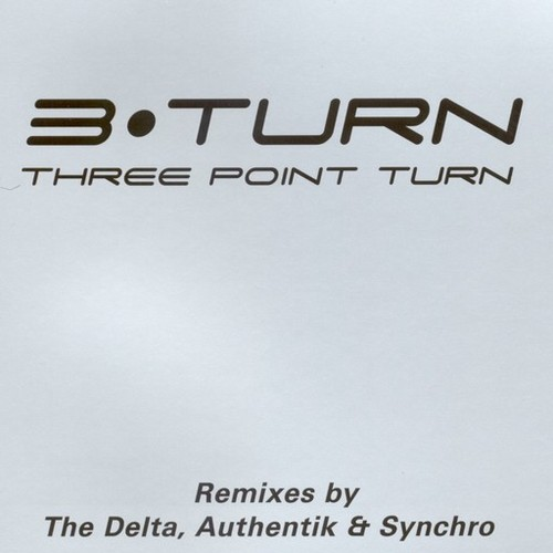 3.Turn - Remixes: Front