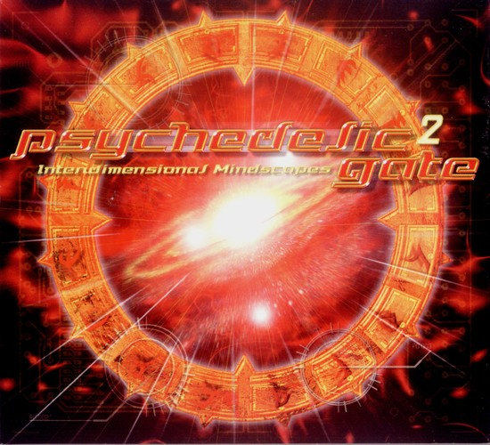 Various Artists - Psychedelic Gate 2: Front