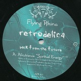 Various Artists - Retrodelica - Back From The Future EP