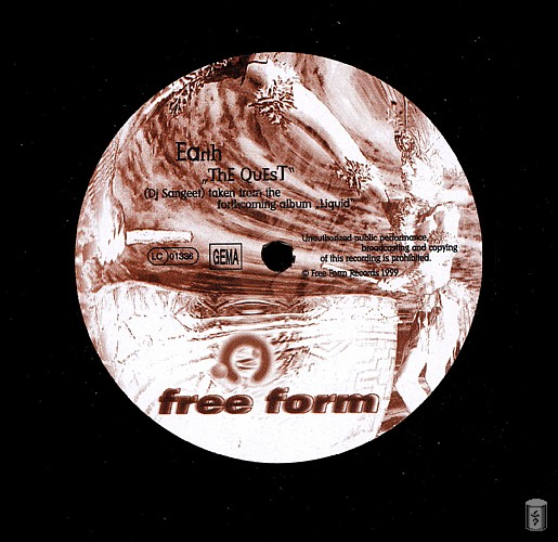 Various Artists - Free Form EP 03: Side A